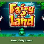 Слот «Fairy Land» казино Азино 777