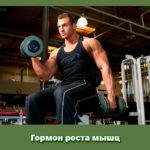 Гормон роста мышц