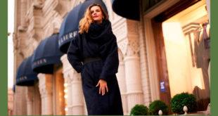 Зимнее пальто в подарок любимой